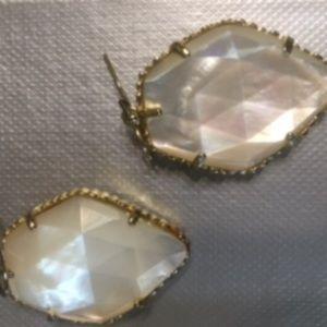 Kendra Scott - Teardrop Earrings